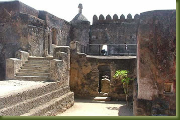 Fort Jesus, Mombasa city tour