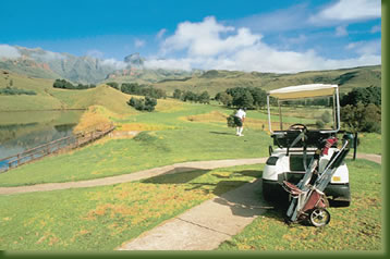 Kenia Adventures - Golfing Safari