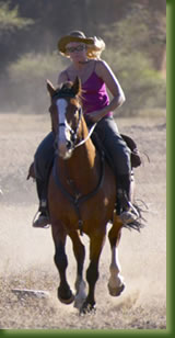 Kenya Adventures - Horseback Safari