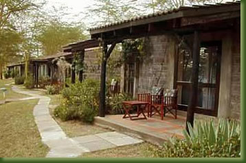 Kenya - Maasi Mara - Governors Camp