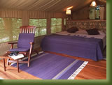 Kenya Safari - Samora Mara Tent