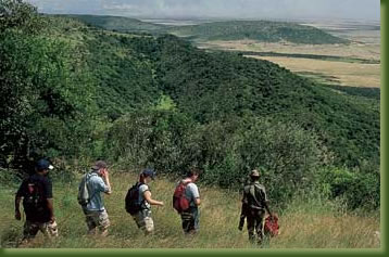 Kenia Adventures - Walking Safari